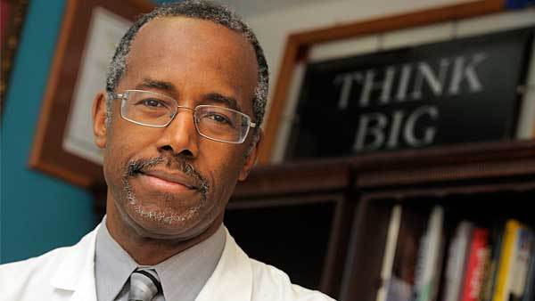 Dr. Ben Carson poses for portrait at Johns Hopkins in Baltimore, Maryland, February 15, 2013. Carson says he didn't anticipate the reaction to what he considered his common-sense remarks as keynote speaker this month at the National Prayer Breakfast. But after video went viral of the trailblazing black neurosurgeon taking jabs at Barack Obama's health care overhaul a few feet from the president himself, some want the famed doctor to parlay the attention into a new career: politics.