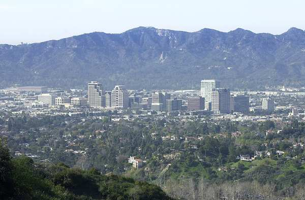 ARCHIVE PHOTO: Scenic view of Glendale