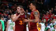 DAYTON, Ohio -- The scouting report on Iowa State was that the Cyclones could shoot.