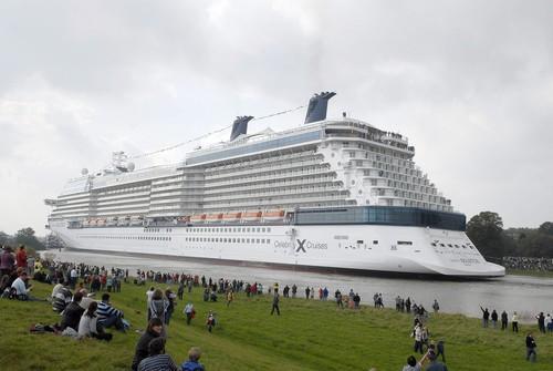 Celebrity Cruises: Celebrity Solstice