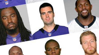Where are the 2012 Ravens now?