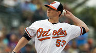 This spring's competition for the fifth spot in the Orioles' starting rotation came a little bit closer to a conclusion Saturday when the team optioned left-hander Zach Britton to Triple-A Norfolk.