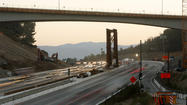 "It's not quite Carmageddon, but the <a href=""http://www.metro.net/news/simple_pr/freeway-closure-between-I-405-and-us-101-/"">closure of the northbound 405 Freeway</a> through the Sepulveda Pass for four hours may cause a few headaches for drivers early Sunday morning."