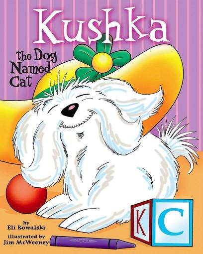 Eli Kowalski signs copies of 'The Dog Named Cat' at 1 p.m. March 24 at Barnes & Noble Booksellers, Promenade Shops, Center Valley.