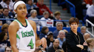 No sooner had the NCAA women's basketball committee announced the bracket for the Division I tournament Monday than Notre Dame coach Muffet McGraw expressed her displeasure over what had happened to her team.