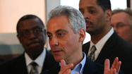 Speaking publicly for the first time since Chicago Public Schools announced that more than 50 schools are to close, Mayor Rahm Emanuel said the motive behind the plan is to ensure that all children in Chicago receive a quality education.