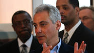 Rahm Emanuel on school closings