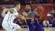 AUSTIN, Texas — Down in south Texas where gunslingers and lawmen used to rule, Florida Gators point guard Scottie Wilbekin will look to add another notch to his belt.