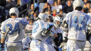 Quick start leads No. 12 Johns Hopkins men to 15-8 win over Virginia