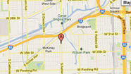 A man in his 30s was shot in the leg Saturday night in the McKinley Park neighborhood on the South Side.