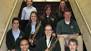 In celebration of March being Music in Our Schools month, Roncalli Junior and Senior High band and choir students will present a soup and sandwich supper and concert Monday (March 25) at the Roncalli High School Gym.