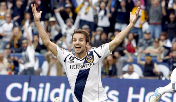 Mike Magee, the Galaxy's leading scorer this season, put one in the net on a penalty kick early in the second half of L.A.'s 1-0 victory over Colorado.