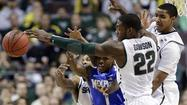"<span style=""font-size: small;"">AUBURN HILLS, Mich. (AP) — Here we go again for Michigan State. Make it to the NCAA tournament, prepare for any possibility in the first two games, and then focus on the next stop.</span>"