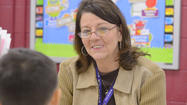 Phelps Luck paraeducator in spotlight as national honoree