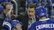 A day after his club fell behind by four goals in the first period of a 5-3 loss to the Senators in Ottawa, Guy Boucher has been fired as coach of the Tampa Bay Lightning.