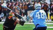 All is not lost at Maryland. At least that's what the top-ranked Terps are saying after absorbing their first loss of the season via a 10-8 upset by No. 10 North Carolina Saturday at Byrd Stadium in College Park.