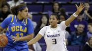 COLUMBUS, Ohio -- UCLA redshirt senior forward Alyssia Brewer was the happiest of all the happy Bruins when the third-seeded women's basketball team was sent to play their first two NCAA tournament games at St. John Arena.