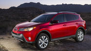 Toyota offers little to rave about in 2013 RAV4