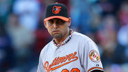 In an attempt to lessen their glut of big league pitchers, the Orioles have contacted teams to let them know veteran right-handed reliever Luis Ayala is available in a trade, according to an industry source.