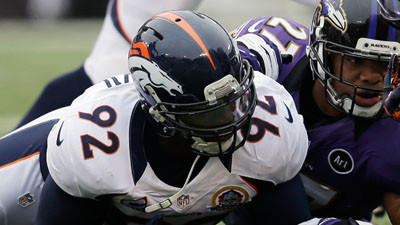 Mike Preston: After Dumervil signing, Ravens fans can stop whin…