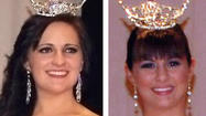 Emily Gallagher of Middletown, Md., was crowned Miss Smithsburg before a crowd of approximately 250 people Saturday night during the Miss Smithsburg/Miss South Mountain Scholarship Pageant at Smithsburg High School.