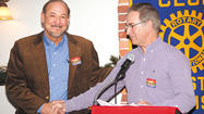 Gary Palank receives third Paul Harris award