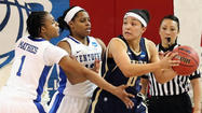 Having grown up in the Bronx, about five miles away from the Carnesecca Arena in Jamaica, Queens, Kentucky sophomore point guard Jennifer O'Neill was looking forward to Sunday's matchup with Navy in the NCAA women's basketball tournament's opening round.
