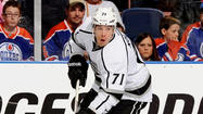 <a>Kings</a> winger Jordan Nolan was fined $1,436.94 by the NHL on Sunday for cross-checking Henrik Sedin of the Vancouver Canucks during the teams' game Saturday at Staples Center, the league announced. It was the maximum fine allowed under the collective bargaining agreement between the NHL and the players' association.
