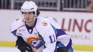 Martin scores game-winner for Solar Bears against Cincinnati