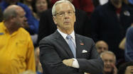 Kansas basketball owns North Carolina. Or, you know, Roy Williams. The past three times the two opponents have met, Kansas has won them all. To rub some salt, all three Kansas victories have been in the tournament. Kansas added its third consecutive win over Williams and the Tar Heels Sunday in Kansas City 70-58.