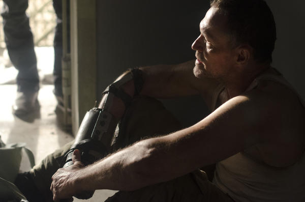 I'll never forget you Merle (Michael Rooker)