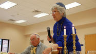 Telling the story of Passover in Aberdeen