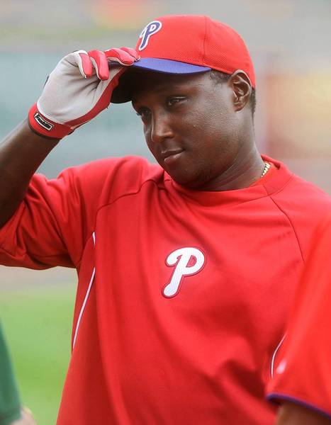Infielder Yuniesky Betancourt hit almost .450 this spring, but the Phillies decided they needed more versatility.