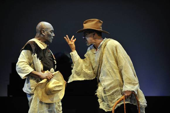 """Pedro Paramo"" is by Teatro Buendia of Havana and the Goodman Theatre."