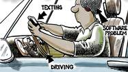 <strong><em>Q: Pennsylvania's law banning texting while driving, with a $50 fine as the penalty, went into effect on March, 8 2012. Once pulled over, how is it determined that drivers were in fact texting if they contend they were not doing so? And by what means will the officer prove the driver was texting? Can the officer take the phone to check it for a prohibited text message? I know that other states have banned texting, but I'm interested to know how it is proven that texting really occurred. By the way, I do not text while driving!</em></strong>