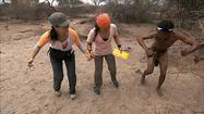 'Amazing Race' recap: Bushmen and scorpions in Botswana