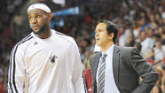 Miami Heat winning streak great for NBA