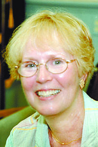 Charlevoix County Recycling Committee Chair Nancy Ferguson