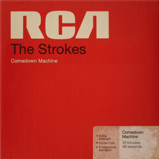 The Strokes, 'Comedown Machine'