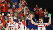 NCAA Tournament: Louisville 82, Colorado State 56