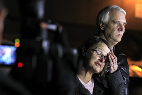 Jim and Karen Reynolds claim it was only their phone call to 911 that led to Dorner's eventual demise.