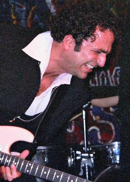 Jeff Pitchell, (show here), J. Geils, Gerry Beaudoin, and Pitchell's band Texas Flood, perform Saturday at Bridge Street Live in Canton.