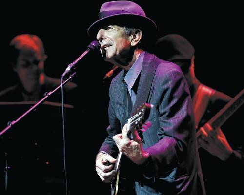 "Leonard Cohen plays the Toyota Presents Oakdale Theatre, 95 South Turnpike Road, Wallingford on Tuesday, April 2,  at 8 p.m. Tickets range from $19.50 to $285.50; VIP packages are available. Information: 203-265-1501 and <a  href=""http://www.oakdale.com"">oakdale.com</a>."