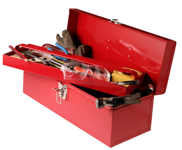 What's in your self-help toolbox?