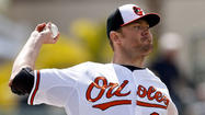 After throwing 62 pitches over four innings against Orioles minor leaguers Sunday, right-hander Chris Tillman said he could have continued to add to his pitch count, and still thinks he will be ready for the regular season.