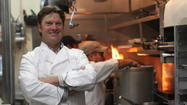 "<em>Patrick Healy is executive chef and managing partner of <a href=""http://www.thebuffaloclub.com"">the Buffalo Club</a> in Santa Monica. After training under chefs such as Alain Ducasse, Jean and Pierre Troisgros, Michel Guerard and Roger Verge in France for several years, Healy worked in Los Angeles restaurants Le Saint Germain and Colette. He went on to open his own acclaimed restaurant, the erstwhile Champagne. At Buffalo Club he's credited with revitalizing American cuisine by injecting modern influences, whether chicken pot pie or lobster dumplings. New menus at the Buffalo Club reflect both the traditional and the international, underpinned by Healy's attention to classical technique.</em>"