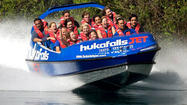 Photos: Kitt Super Jet boat ride at Italy's Movieland