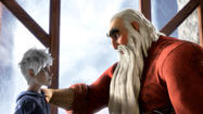 Rise of the Guardians tops DVD sales chart