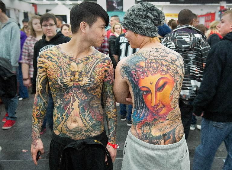 Tatuajes Extremos en fotos: tatuajes extremos - el sentinel