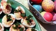 Have you sorted out what and where you'll be eating on Easter? Whether you're looking to go out or stay in with takeout, here's a list of places around town offering Easter treats, brunch and supper: